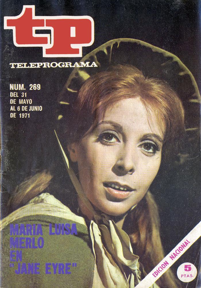TP 0269 Novela, Jane Eyre - María Luisa Merlo